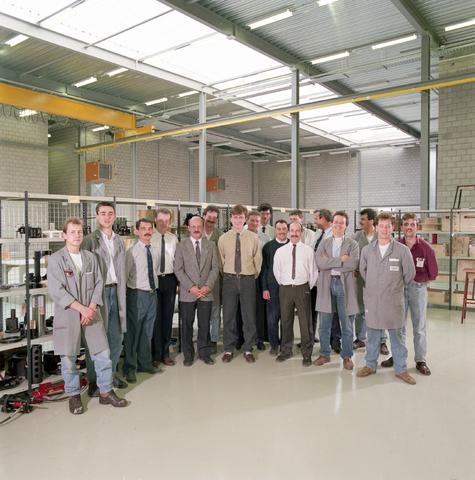 D-001768-1 - Topps (turbine overhaul power plant support; het bedrijf richt zich op het onderhoud van vliegtuigmotoren)/Chromalloy Turbine Support
