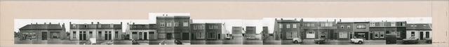 1625_0212 - Fotostrook; straatwand; panden aan de linten en hoofdverbindingswegen in het centrum van de stad; ; foto's werden tussen 1976 en 1985 gemaakt. (foto gemaakt in periode 1976-1985)