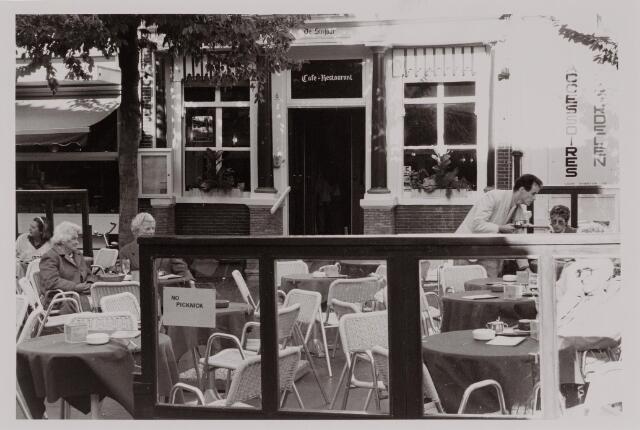 040587 - café Bistro De Sinjoor, Oude Markt 8.