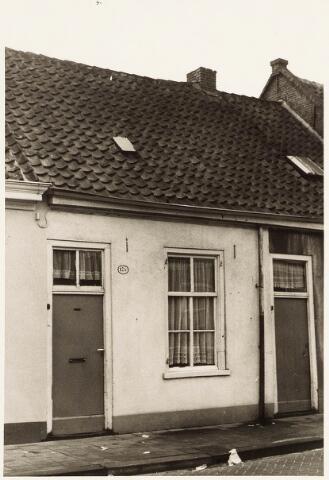 032912 - Voorgevel van het pand aan de Stevenzandsestraat 124