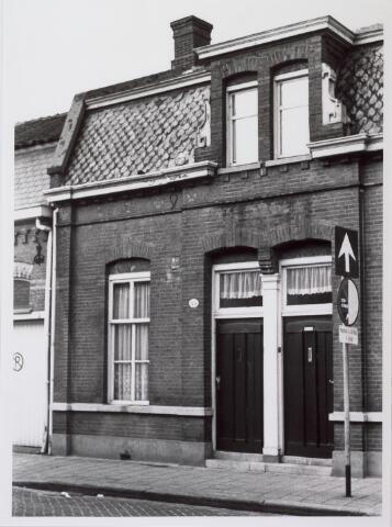 018207 - Pand Emmastraat 25 begin 1966