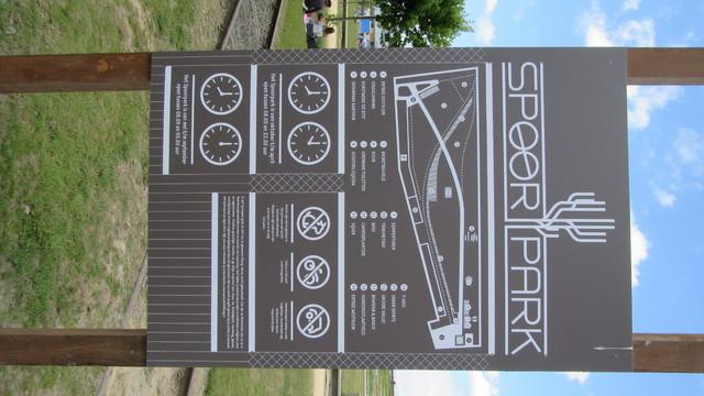 658330 - Het Spoorpark in Tilburg.