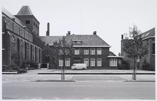 019115 - Pastorie van de parochie Goirke aan de Goirkestraat