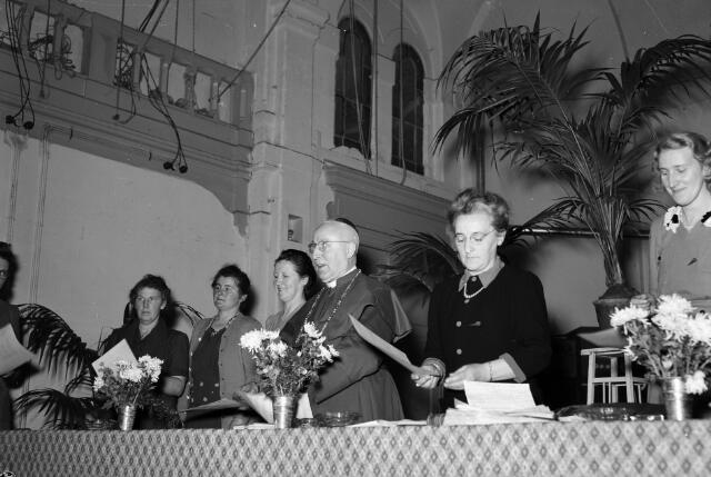 050717 - Vergadering Katholieke Arbeiders Vrouwenbeweging  K.A.V. Tilburg