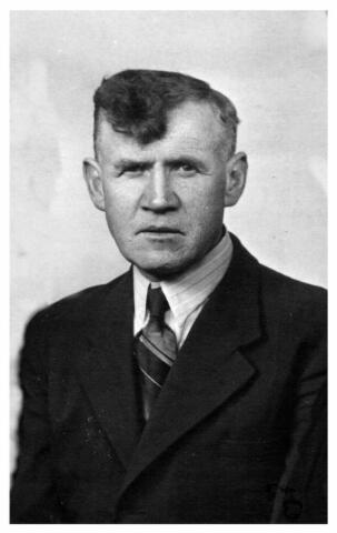 604360 - Tweede Wereldoorlog. Oorlogsslachtoffers. Cornelius W. Broers (1888-1944)
