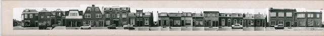 1625_0225 - Fotostrook; straatwand; panden aan de linten en hoofdverbindingswegen in het centrum van de stad; Paterstraat 3-91; foto's werden tussen 1976 en 1985 gemaakt. (foto gemaakt in periode 1976-1985)