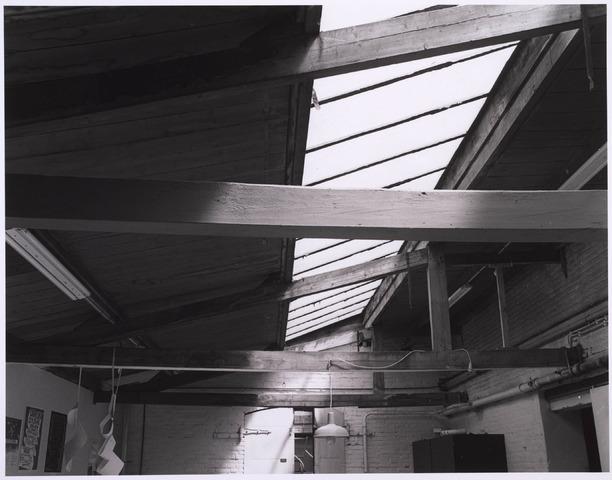 023213 - Duvelhok. Werkcentrum voor beeldende expressie. Interieur vóór de restauratie