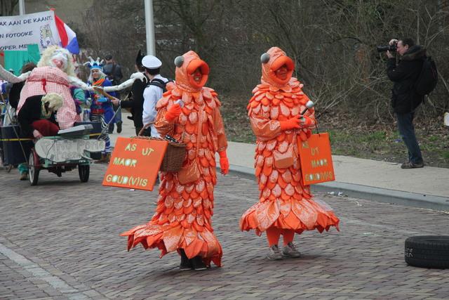 658148 - Carnaval. Optocht. Kruikenstad. D'n Opstoet door het centrum van Tilburg in februari 2017.
