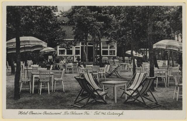 "073624 - Hotel-Pension-restaurant ""De Blauwe Kei""."