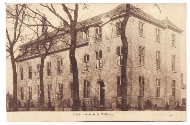 000228 - Dochters v. O. L Vrouw van het H.  Hart- Noviciaatshuis aan de Bredaseweg geopend in 1915.