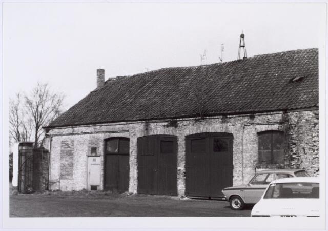 014188 - Oude wolwaserij op Broekhoven. Voorheen was in dit complex stoom-, was- en strijkinrichting Het Groenewoud gevestigd