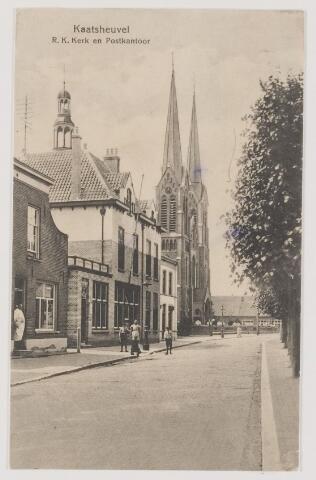 079345 - R.K. Kerk en Postkantoor Kaatsheuvel