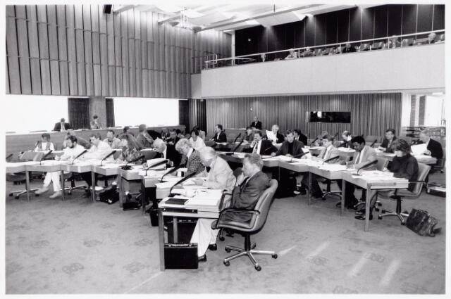 044196 - De nieuwe gemeenteraad.
