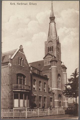 010924 - Pastorie en kerk van de H. Antonius van Padua aan de Hoefstraat.