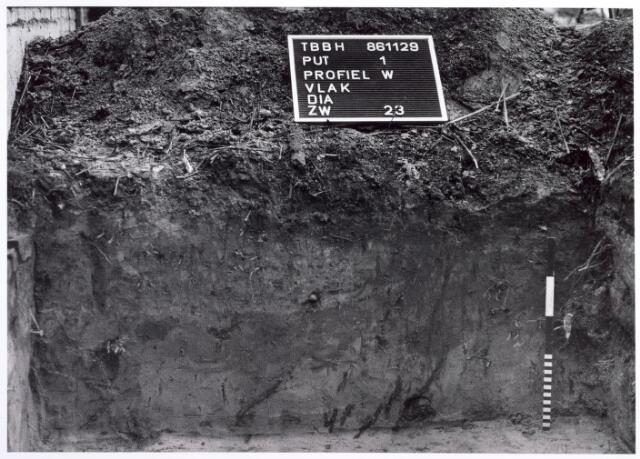 015737 - Archeologisch onderzoek in het pand Bokhamerstraat 13