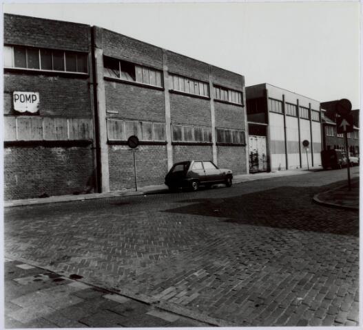 018468 - Kruising Clercxstraat (links) en Galjoenstraat (rechts) (foto gemaakt in periode 1972-1980)