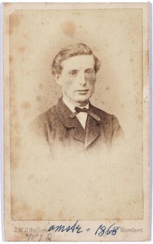 005491 - Wilhelmus Ignatius Reyniers (van 1868-1871 organist en muziekleraar te Katwijk aan de Rijn.