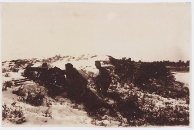 053667 - Eerste wereldoorlog 1914-1918. Activiteiten/materieel.