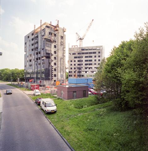 D-000635-6 - Kantorenpanden van aan de Doctor Huub van Doorneweg.  Bouwproject Remmers-van Tartwijk 1997-1999