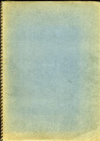 1608_023_ - Fotoalbum  [ca. 1952-1965] Fotoalbum, weinig bijschriften en ongedateerd. Veel groepsfoto's en foto's van processies. Achterin enkele krantenartikelen over Pieta Melis
