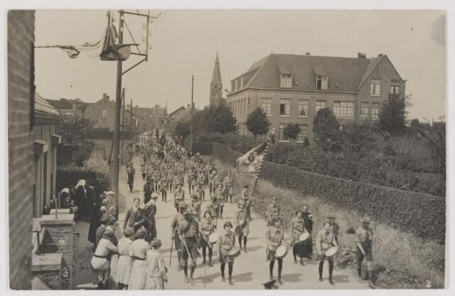 081950 - Gilze. Sportfeesten