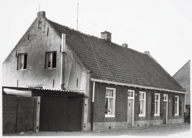 034057 - Voorgevels van de panden Jac. van Vollenhovenstraat 31 en 33
