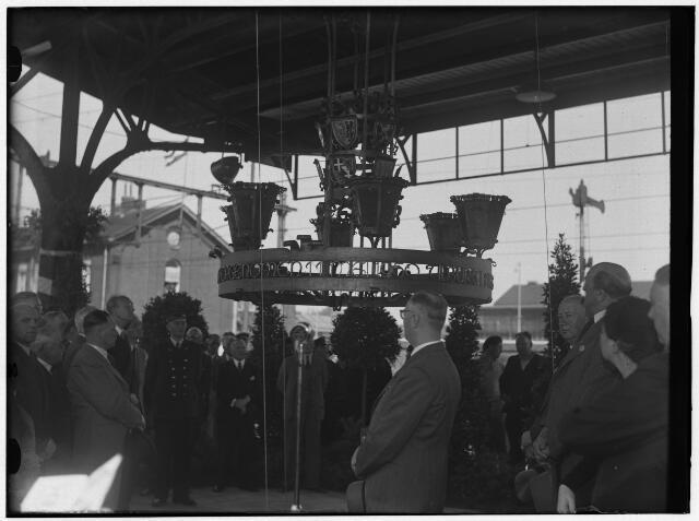 050918 - Opening electrificatie Nederlandse Spoorwegen.