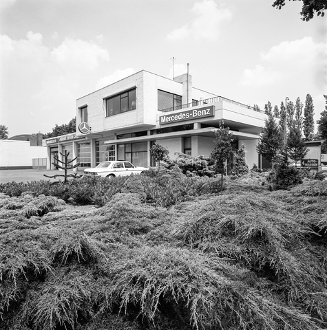 D-000573-1 - BNA, tentoonstelling architect Jan Mulders