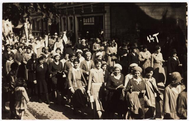 008842 - Processie Tilburg-Kevelaer in 1931.