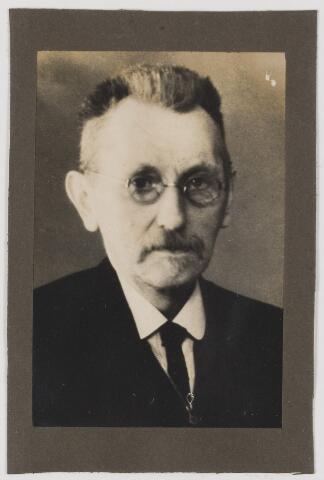 077587 - Dominee C. Kunst Predikant van de Hervormde Gemeente Oisterwijk 1921