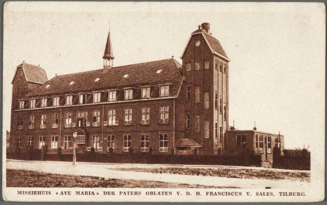 010844 - Kloosters. Missiehuis Avé Maria aan het Columbusplein nr. 15.