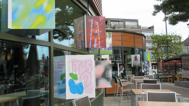 658434 - Kunst in de openbare ruimte. De tweede editie van Tilburg Kaapstad in augustus 2019. De Tilburgse binnenstad wordt een weekend lang gekaapt door kunstenaars.