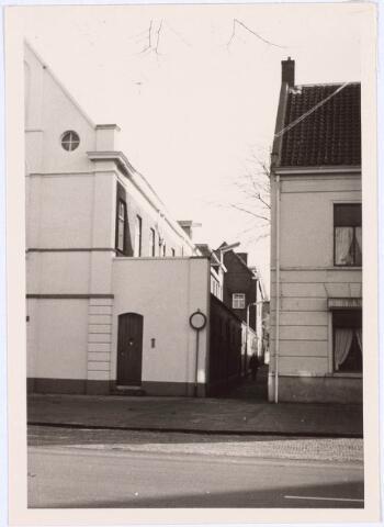 019150 - Het ´Zusterstraatje´, gelegen tussen de Goirkestraat en Bisschop Aelenstraat