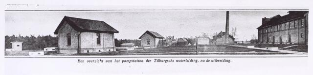 018958 - Pompstation van de waterleiding aan de Gilzerbaan