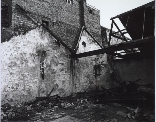 025508 - Pand van de voormalige wijnhandel Verbunt aan de Langestraat ten tijde van de sloop begin 1978