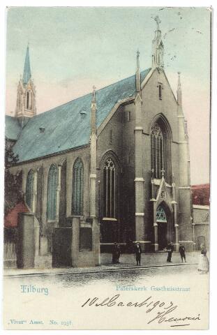000467 - Gasthuisstraat kerk H. Vincentius a Paulo. (Paterskerk)