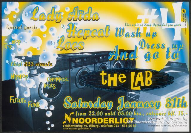 650349 - Noorderligt. The lab