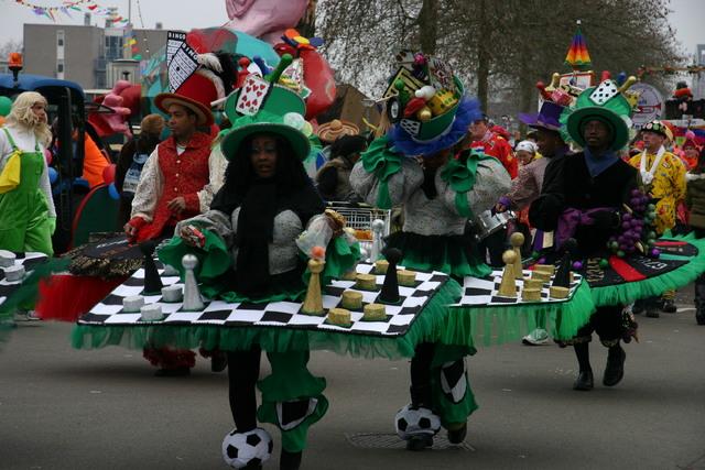 657272 - Carnaval. Optocht. D'n Opstoet van Tilburg in 2007.