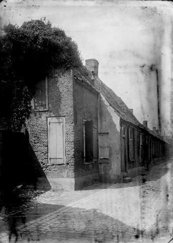 650602 - Schmidlin. Schilderachtig hoekje aan het Smidspad. Foto 1926.