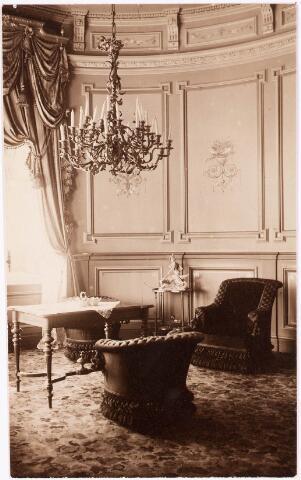 033285 - Gedeelte van de salon in villa Tivoli.