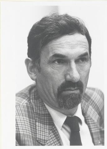 90995 - Made en Drimmelen. Raadslid C.A. Knoop (C.D.A.) tijdens de raadsperiode 1986 - 1990