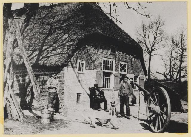 076523 - Het Brabantse plattelandsleven.