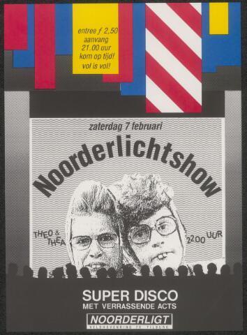 650226 - Noorderligt. Noorderlichtshow: Theo en Thea