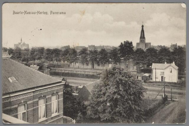 065448 - Panorama van Baarle-Nassau-Hertog
