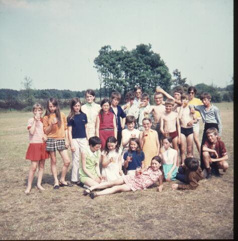 650167 - Gerardus Majellaschool, Hulten. Schoolkamp Molenschot, klas 5-6.
