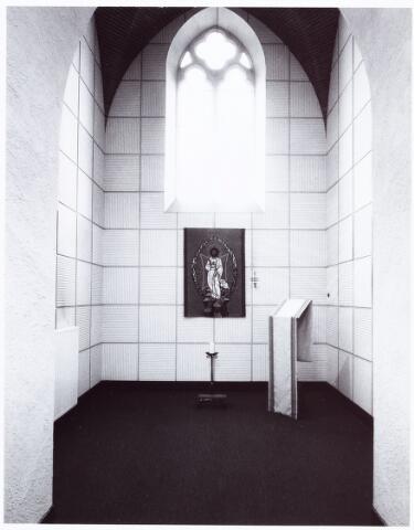 062255 - Kloosters. Abdij van Onze Lieve Vrouw van Koningshoeven aan de Eindhovenseweg 3 (meditatie kapel)