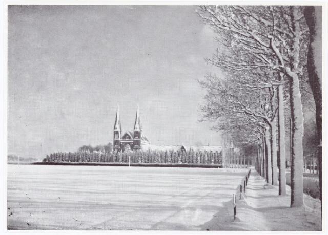 062112 - Kloosters. Abdij van Onze Lieve Vrouw van Koningshoeven aan de Eindhovenseweg 3