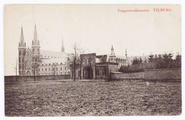 062117 - Kloosters. Abdij van Onze Lieve Vrouw van Koningshoeven aan de Eindhovenseweg 3