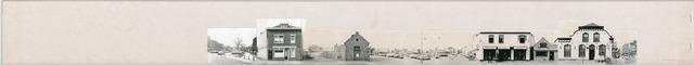 1625_0076 - Fotostrook; straatwand; panden aan de linten en hoofdverbindingswegen in het centrum van de stad; n / Emmastraat 1-21; foto's werden tussen 1976 en 1985 gemaakt. (foto gemaakt in periode 1976-1985)