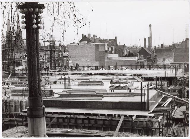 032597 - Bouwput hoogbouw aan het Stadhuisplein
